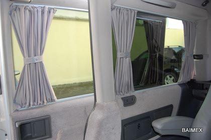 mercedes rideaux rideaux v classe vito w638 ebay. Black Bedroom Furniture Sets. Home Design Ideas